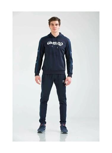 Umbro Salto Track Suit Ta-0020 Mavi Erkek Eşofman Takımı Mavi